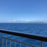 【片道24時間】小笠原までの船旅は想像以上にバリアフリーだった!